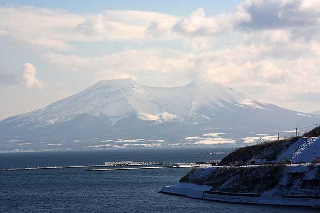 北海道 駒ヶ岳